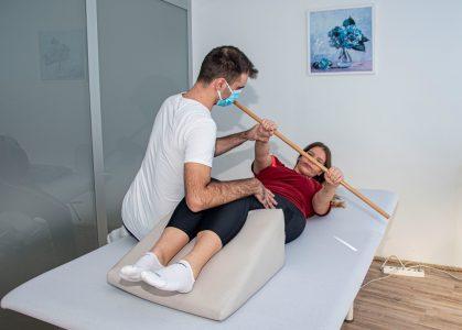 Vježbe u Bobath konceptu za odrasle